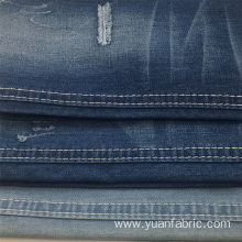 Woven Yarn Dyed Slub Denim Fabric Wholesale
